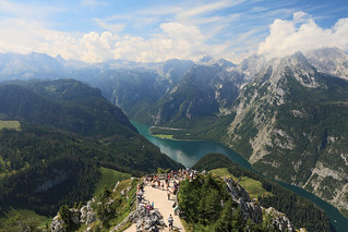 Germany - View from Mount Jenner