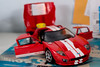 DSC_2365 (Quantum Stalker) Tags: transformers alternators ford gt licensed sdcc exclusive hot rod mirage rodimus binaltech kiss players syao scale 124 gun stripes headlights autobot cybertron