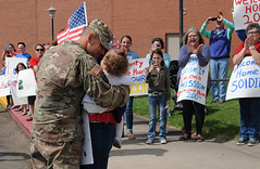 South Dakota National Guard (The National Guard) Tags: southdakotanationalguard sdng southdakotaarmynationalguard sdarng southdakota nationalguard 200thengineercompany syria deployment welcomehome welcomehomeceremony pierre bridgecrewmembers bridgetrainingteam unitedstates us ng national guard guardsman guardsmen soldier soldiers airmen airman army air force united states america usa military troops sd south dakota homecoming welcome home deployed family kids children