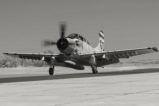 A-1 Skyraider IR