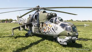 3361 Mi-35M Hind Czech Republic Air force