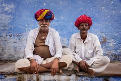 Pushkar (vinayakjnavalur1) Tags: ifttt 500px pushkar india man religion travel color image colours friends rajasthan asia people