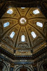 Dome of the Kunsthistorisches Museum (Tigra K) Tags: wien austria at 2017 architdetail architecture ceiling dome interior lattice mural museum neorenaissance ornament painting palace repetition sculpture vienna window art pattern
