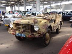 1963 Auto Union F91/4 (DKW Munga) (Skitmeister) Tags: 1547el car auto pkw voiture auction bca barneveld nederland netherlands skitmeister