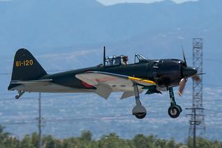 1944 Mitsubishi A6M5 Reisen (Zero)