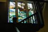 横浜市開港記念会館 ∣ Yokohama Port Opening Memorial Hall (Iyhon Chiu) Tags: 横浜市開港記念会館 横浜 横濱 開港記念会館 日本 yokohama 階段 japan 窓 window 建築 architecture stairs 樓梯 stained glass ステンドグラス 玻璃