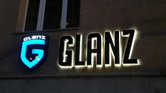 Outdoor lighted letters for buildings (frontsignsllc) Tags: frontsigns signs illuminated signmaking advertising business commercial blue beautiful flickr la california