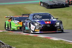 Lexus RC F GT3 (114) (Norbert Siedler/Stéphane Ortelli) (tbtstt) Tags: blancpain gt sprint cup round 2 2018 brands hatch