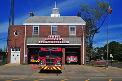 Edison Fire Department Engine 2 · Engine 6 · Engine 6 (Triborough) Tags: nj newjersey middlesexcounty edison efd edisonfiredepartment firetruck fireengine engine engine6 spartan erv