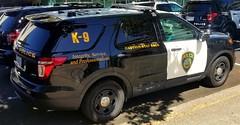 Bay Area Rapid Transit Police Ford Interceptor Utility K-9 (2) (Caleb O.) Tags: bart k9 police utility