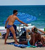 Man in speedo (LarryJay99 ) Tags: 2018 beach streets people ftlauderdale ocean atlanticocean legs swimwear back butt butts nape barefuss barefoot barefeet toes profile peekingpits peekingnipples nips bellies manly virile studly stud masculine sexyman men male man guy guys dude dudes bulgebulgesbulging gay gaypeople urbanbeach urban urbannomade handsome cuteguy arupits pits speedo candid unsuspecting sneaksyshot sunglasses