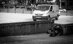 2018_135 (Chilanga Cement) Tags: fuji fujifilm fujix100f candid bw blackandwhite monochrome lightroom human men xseries x100f preston prestonstreetphotography tough van society