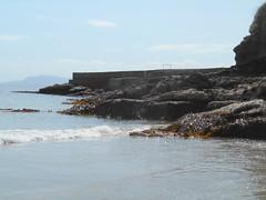 DSCN1894 (frankhound05) Tags: pier low tide muckross kilcar donegal