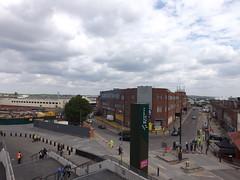 Area around Wembley (lcfcian1) Tags: tottenham hotspur leicester city thfc lcfc wembley stadium spurs london stadia ground epl bpl footy football england sport uk premier league last day tottenhamhotspur leicestercity tottenhamvleicester