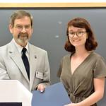 Anastasia Sorokina: Michael Coles Award