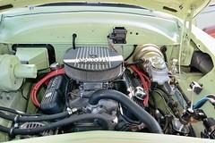 Mercury (Ford), Monterey station wagon (États-Unis, 1953) (Cletus Awreetus) Tags: car voiture automobile vintage voituredecollection ford mercury monterey voitureancienne collection moteur v8