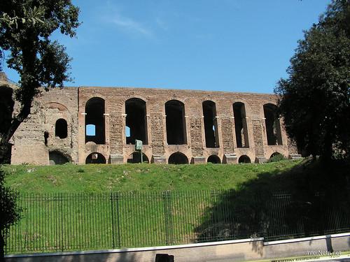 Пагорб Палатин, Рим, Італія InterNetri Italy 04