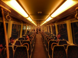 Interior B-series Transperth
