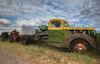 *** (artvbal) Tags: montana unitedstates mt usa truck abandoned rust machinery rural farm hdr topazimpression painterly photoart artwork forgotten sky grass summer 2017