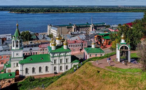 Nizhny Novgorod 25 ©  Alexxx Malev