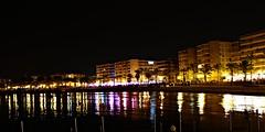 Salou at night (portalealba) Tags: salou tarragona cataluña españa spain noche nocturna canon eos1300d 1001nights 1001nightsmagiccity 1001nightsmagicwindow