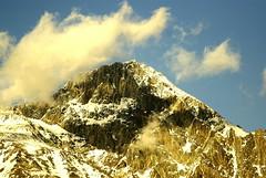 WILD CAUCASUS (Vasiman) Tags: caucasus clouds sonnar135mm sonnar sonnarmc czj jena germanlens pentaxk10d pentaxart mountain