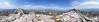 panoramski pogled od 360° s grebena Crnopca (1402 m), Park prirode Velebit, Hrvatska / 360° panoramic view from the ridge of Crnopac (1402 m), Velebit Nature Park, Croatia (Hrvoje Šašek) Tags: crnopac staza path trail parkprirodevelebit velebitnaturepark oblaci clouds nebo sky oblak cloud proljeće spring velebit parkprirode naturepark priroda nature planina mountain planine mountains planinarenje hiking pogled view panoramskipogled panoramicview pejzaž landscape panorama stijena rock cliff stijene rocks litice cliffs hrvatska croatia kroatien croazia planinari hikers d3300 kuk kukovi 360° 360degrees panoramskipogledod360° panoramicviewof360° 360°panoramicview 7dwf greben ridge