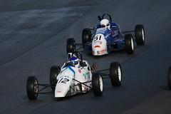 9n - Dunne holds Rivett off to win (Boris1964) Tags: 2006 formulafordfestival brandshatch