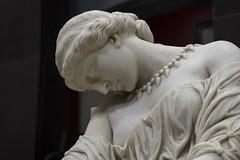 Pénélope endormie, Pierre Jules Cavelier, Musée d'Orsay, Paris (Selbymay) Tags: orsay pénélope sculpture cavelier marbre marble asleep 2017