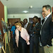 Official opening of the photo exhibition at the EU-UNICEF photo book launch