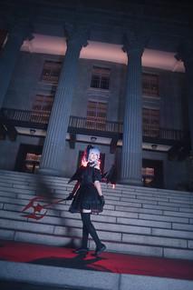 Remilia Scarlet - Yoru