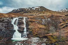 Meeting of Three Waters (Daniel Zwierzchowski) Tags: sony a7rmk2 a7rii landscape outdoor river waterfalls waterfall water glennevis glencoe mountains nature ngc natgeotravel natgeo ng