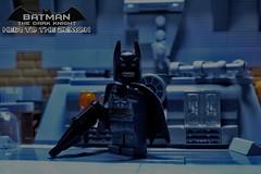 The Dark Knight - Heir to the Demon #20 (Supremedalekdunn') Tags: lego batman the dark knight volume 4 heir demon league assassins ras al ghul crimson damian bruce wayne talia nightwing batgirl red robin hood arsenal gotham city dcsg supremedalekdunn