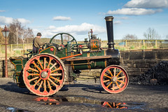 Beamish 2018 (Ben Matthews1992) Tags: 2018 steam fair traction engine beamish county durham old vintage historic preserved preservation vehicle transport haulage rally show museum veteran ruston hornsby agricultural general purpose fw1509
