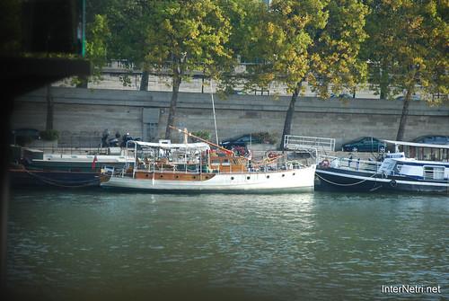 Париж Сена InterNetri  France 105