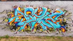 ... (colourourcity) Tags: streetartaustralia streetartnow streetart graffiti melbournegraffiti melbourne burncity awesome colourourcity nofilters original walking byfoot
