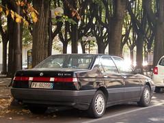 Alfa Romeo 164 3.0i V6 1988 (LorenzoSSC) Tags: alfa romeo 164 30i v6 1988