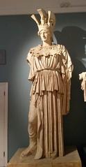 Athena (qatsi) Tags: oxford museum statue cast
