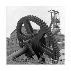 zollverein (rcfed) Tags: hasselblad mediumformat film trix rodinal stand development part pit
