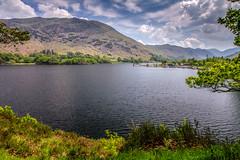 Ullswater_Lake_District (lee dawe photography) Tags: blueskies cumbria fell glenridding hills lakedistrict landscape mountains thelakedistrict ullswater lake water