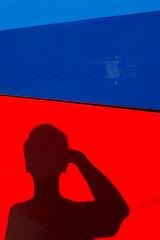 Kulay at Anino (Meljoe San Diego) Tags: meljoesandiego ricoh grd4 grdiv selfie colors shadow alaminoscity philippines minimalism
