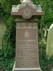 Highgate 14: Issachar Zacharie (W i l l a r d) Tags: highgate cemetery cimiterio cemitério friedhof london