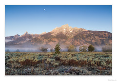 Moon Over Teewinot (John Cothron) Tags: 3stopsoftedgegraduatedneutraldensityfilter 5dmarkii 5d2 5dii 5dmkii americanwest canoneos5dmkii cothronphotography distagon2128ze distagont2821ze georgiaphotographer grandteton grandtetonnationalpark interiorwest jacksonholevalley johncothron lee90gs leefiltersystem mountainstates mountainwest northwest teewinotmountain thewest us usa usaphotography unitedstatesofamerica westernregion wyoming zeissdistagont2821ze clearsky field fog landscape moon morninglight mountain nature outdoor outside plant plants scenic sky summer sunny sunrise travel tree trees valley img02258110915coweb4262018 ©johncothron2011 moonoverteewinot