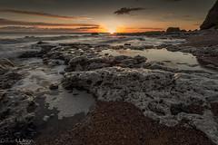 A new beginning (peterwilson71) Tags: sunrise ocean rocks waves light beautiful daybreak exposure seashore sea horizon sky landscape nature outdoors reflections stone seascape