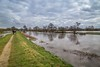 Wilne Road, Draycott, Derbyshire (Geraldine Curtis) Tags: ratcliffepowerstation wilneroad draycott derbyshire flood riverderwent