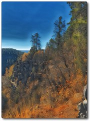 Southwest dreaming... (Sherrianne100) Tags: view mountains southwest sedona arizona