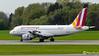 Germanwings, Airbus A319-112, D-AKNM, 1089, April 2018 (mhoejte) Tags: hamburg eddh ham fuhlsbüttel flughafenhamburgfuhlsbüttel