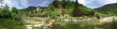 """""""Pueblo medieval de Beget"""" (atempviatja) Tags: pueblo montaña arboles medieval naturaleza cataluña beget altagarrotxa camprodón"""