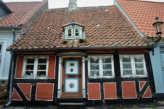 Dukkehuset (The Doll House) in Ærøskøbing, Denmark