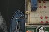 Bunkering an Ultra Large Container Vessel (CMA CGM Alexander von Humboldt) Tags: touwwerk meren aanleggen festmachen anlagen schip containerschip rope line trosse leine festmacher roeier dockworker bollard poller rotterdam rwg world gate hafen terminal harbour port containervessel containerschiff containership container teu sea meer upperdeck navigation brücke nautical bridge bord boxship freighter big gigant large crew mannschaft schlepper mooring cmacgmalexandervonhumboldt reflection lights spiegelungen panorama view travelling journey northsea nordsee aussicht ausblick perspective outlook weite endlos endless beautiful amazing colour magic awesome cmacgm maasvlakte bunkering fuel barge